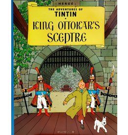 LITTLE BROWN & COMPANY TINTIN VOL 06 KING OTTOKARS SCEPTRE TP