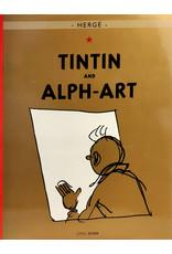 LITTLE BROWN & COMPANY TINTIN VOL 22  AND ALPH ART SC