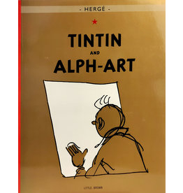 LITTLE BROWN & COMPANY TINTIN VOL 22  AND ALPH ART SC