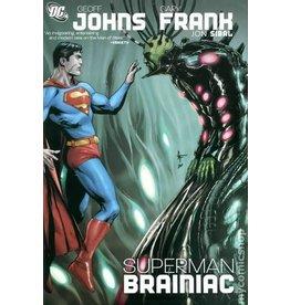 DC COMICS SUPERMAN BRAINIAC HC