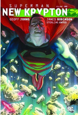 DC COMICS SUPERMAN NEW KRYPTON HC VOL 02