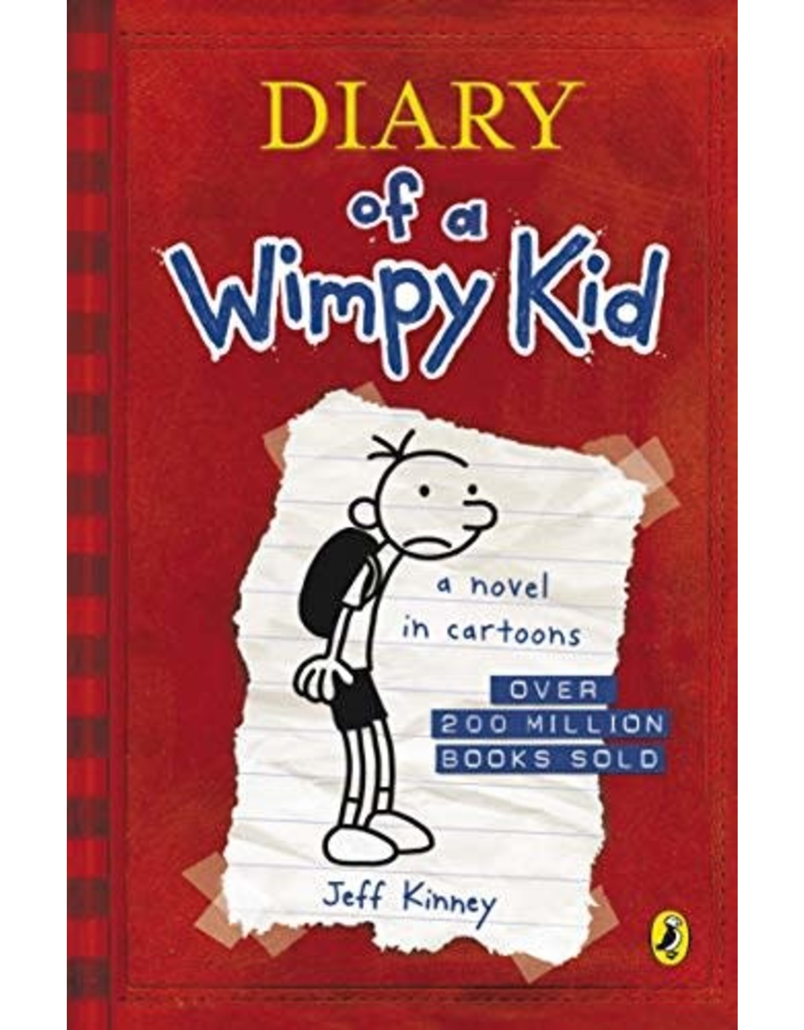 AMULET BOOKS DIARY OF A WIMPY KID HC VOL 01