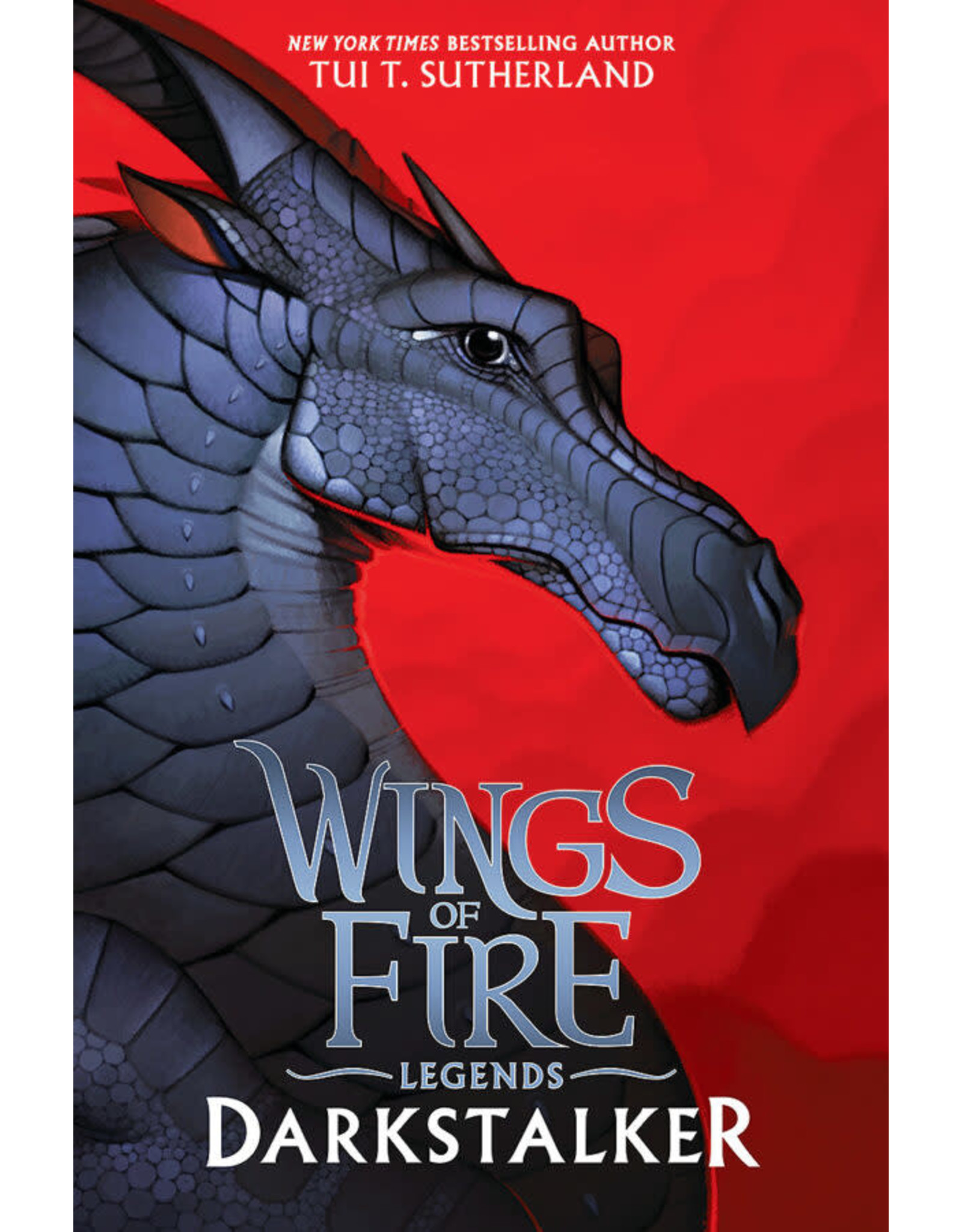 SCHOLASTIC INC. WINGS OF FIRE LEGENDS DARKSTALKER