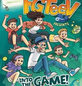 HARPER COLLINS PUBLISHERS FGTEEV PRESENTS INTO THE GAME GN