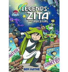 :01 FIRST SECOND LEGENDS OF ZITA THE SPACEGIRL GN #2