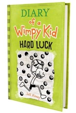 AMULET BOOKS DIARY OF A WIMPY KID HC VOL 08 HARD LUCK