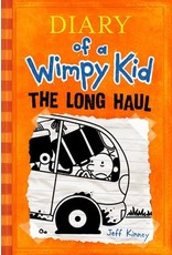 AMULET BOOKS DIARY OF A WIMPY KID HC VOL 09 LONG HAUL