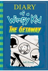 AMULET BOOKS DIARY OF A WIMPY KID HC VOL 12 THE GETAWAY