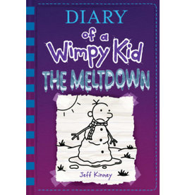 AMULET BOOKS DIARY OF A WIMPY KID HC VOL 13 MELTDOWN
