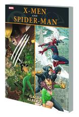 MARVEL COMICS X-MEN SPIDER-MAN TP