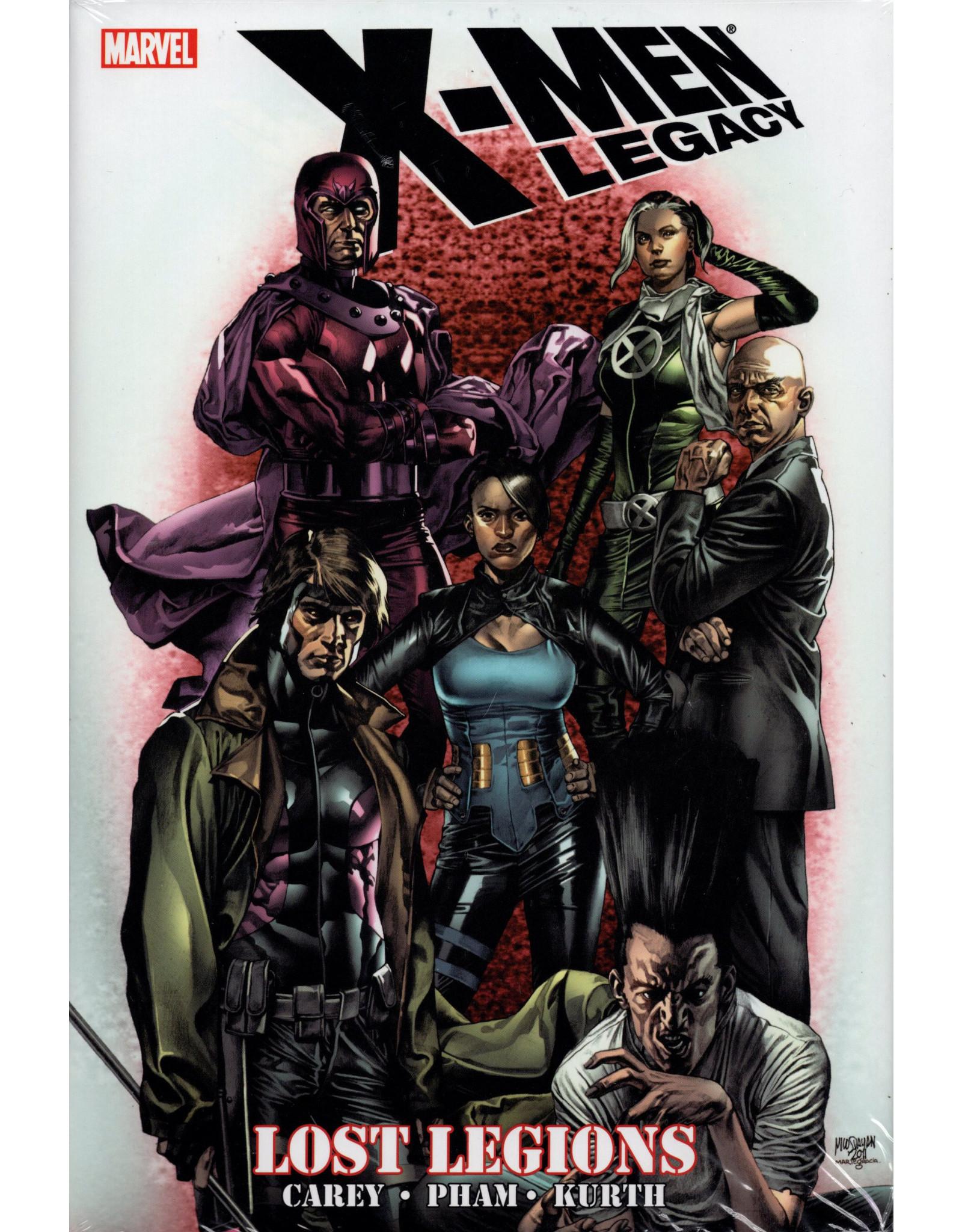 MARVEL COMICS X-MEN LEGACY LOST LEGIONS PREM HC