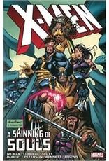 MARVEL COMICS X-MEN TP SKINNING OF SOULS