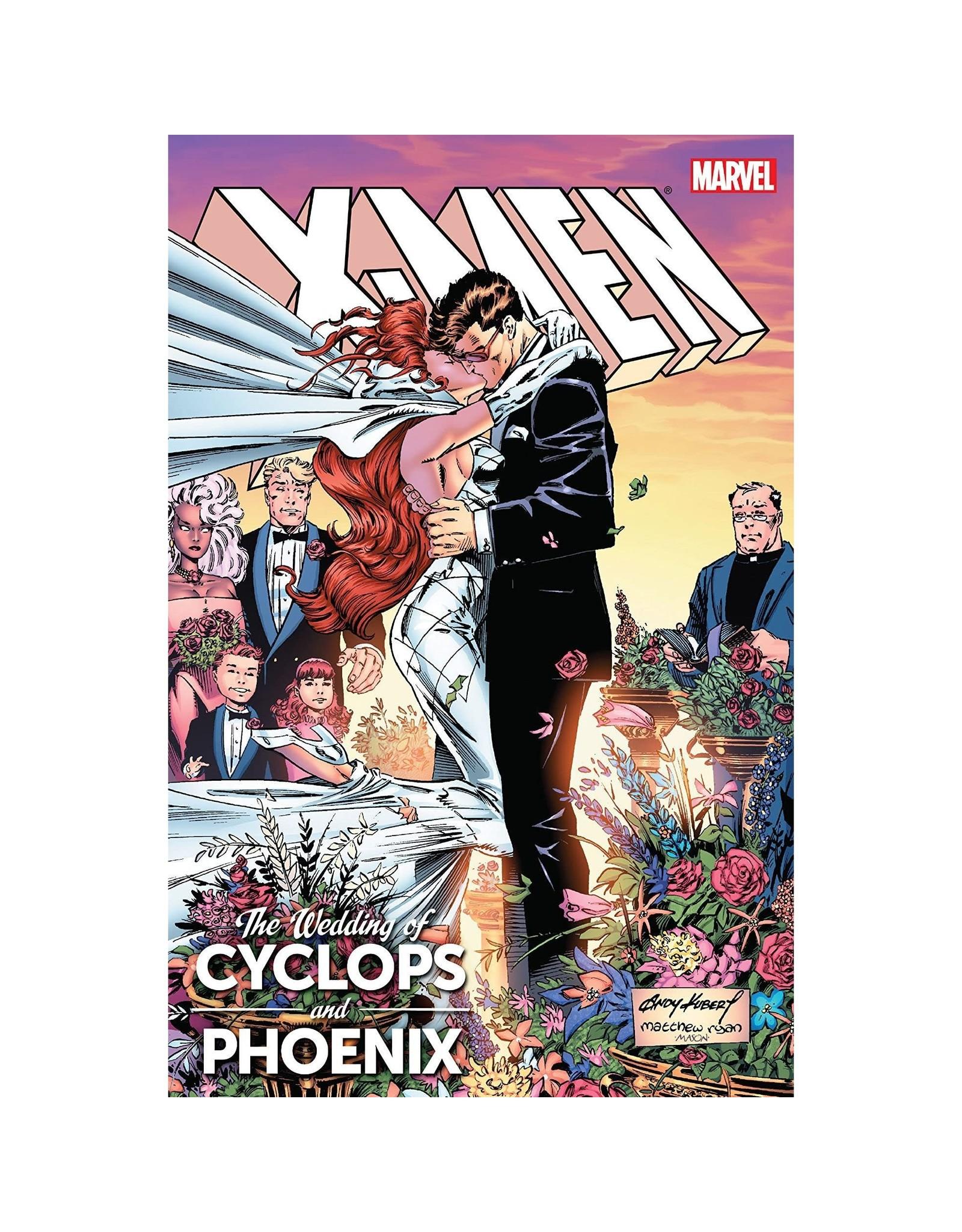 MARVEL COMICS X-MEN WEDDING OF CYCLOPS AND PHOENIX TP