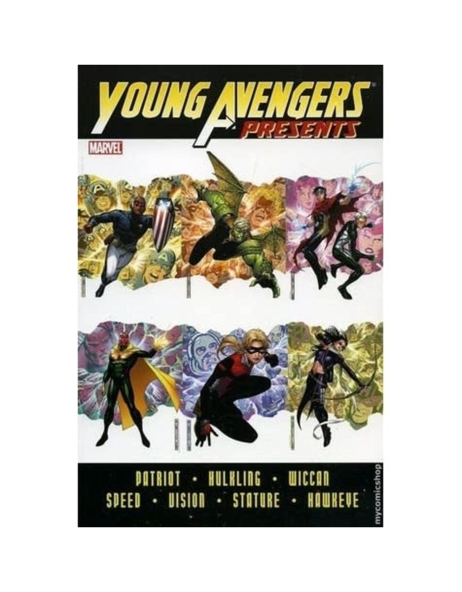 MARVEL COMICS YOUNG AVENGERS PRESENTS TP