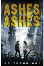 SCHOLASTIC INC. ASHES ASHES HC NOVEL
