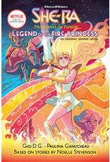 GRAPHIX SHE-RA GN VOL 01 LEGEND OF FIRE PRINCESS