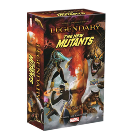 UPPER DECK MARVEL LEGENDARY DBG NEW MUTANTS