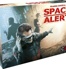 RIO GRANDE SPACE ALERT BOARD GAME