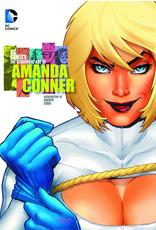 DC COMICS DC COMICS THE SEQUENTIAL ART OF AMANDA CONNER HC