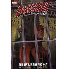 MARVEL COMICS DAREDEVIL BY BRUBAKER AND LARK ULT COLL TP BOOK 01