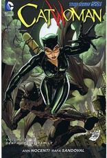 DC COMICS CATWOMAN TP VOL 03 DEATH OF THE FAMILY