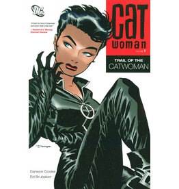 DC COMICS CATWOMAN TP VOL 01 TRAIL OF THE CATWOMAN