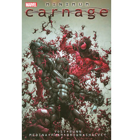 MARVEL COMICS CARNAGE MINIMUM CARNAGE TP