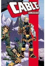 MARVEL COMICS CABLE CLASSIC TP VOL 03