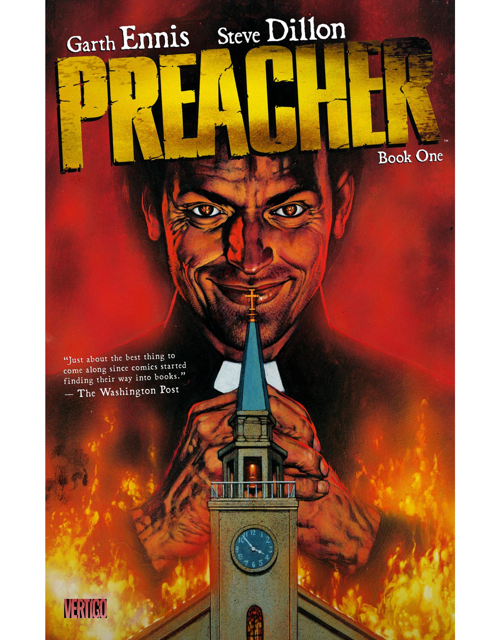 DC COMICS PREACHER TP BOOK 01