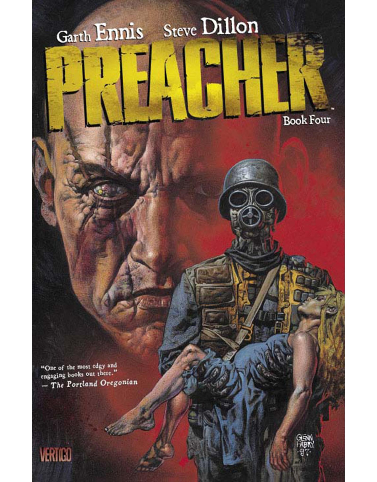 DC COMICS PREACHER TP BOOK 04