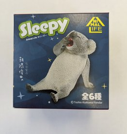 ANIMAL LIFE SLEEPY PVC FIG BMB