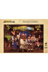 BLIZZARD ENTERTAINMENT HEARTHSTONE TAVERN 1000 PIECE PUZZLE