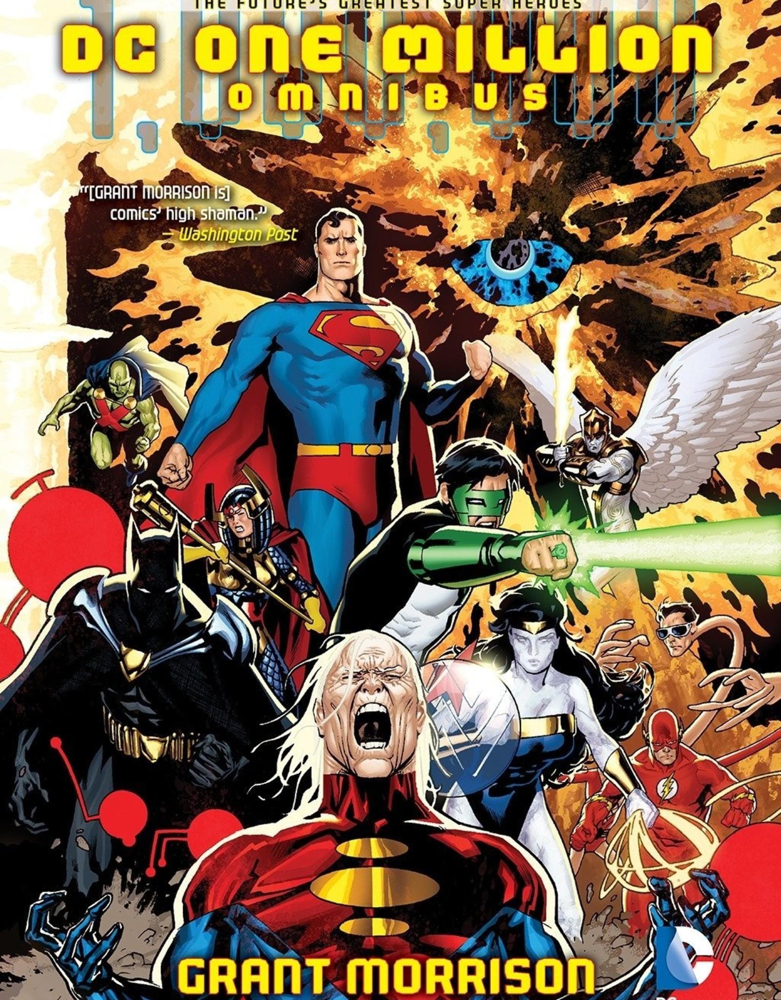 DC COMICS DC ONE MILLION OMNIBUS