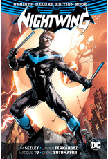 NIGHTWING REBIRTH DLX COLL HC BOOK 01