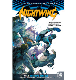 DC COMICS NIGHTWING TP VOL 05 RAPTORS REVENGE REBIRTH