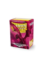 FANTASY FLIGHT GAMES DRAGON SHIELD 100 CT SLEEVES BOX MAGENTA