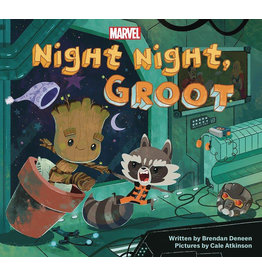 MARVEL PRESS NIGHT NIGHT GROOT BOARD BOOK