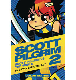 ONI PRESS INC. SCOTT PILGRIM COLOR HC VOL 02 (OF 6)