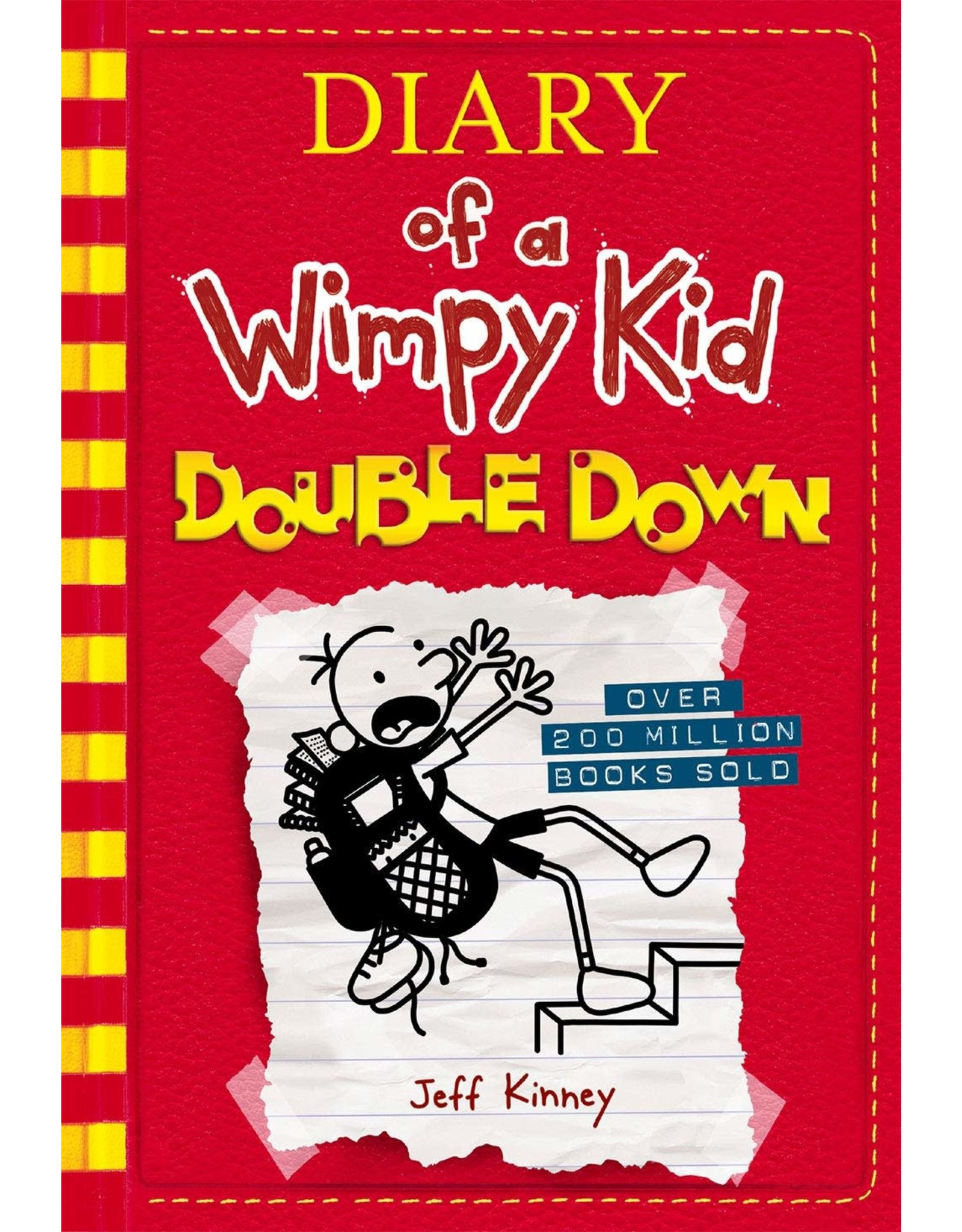 AMULET BOOKS DIARY OF A WIMPY KID HC VOL 11 DOUBLE DOWN
