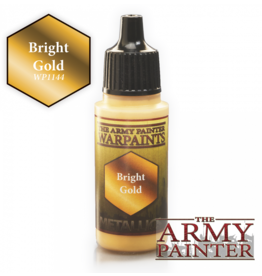 THE ARMY PAINTER ARMY PAINTER WARPAINTS METALLICS BRIGHT GOLD
