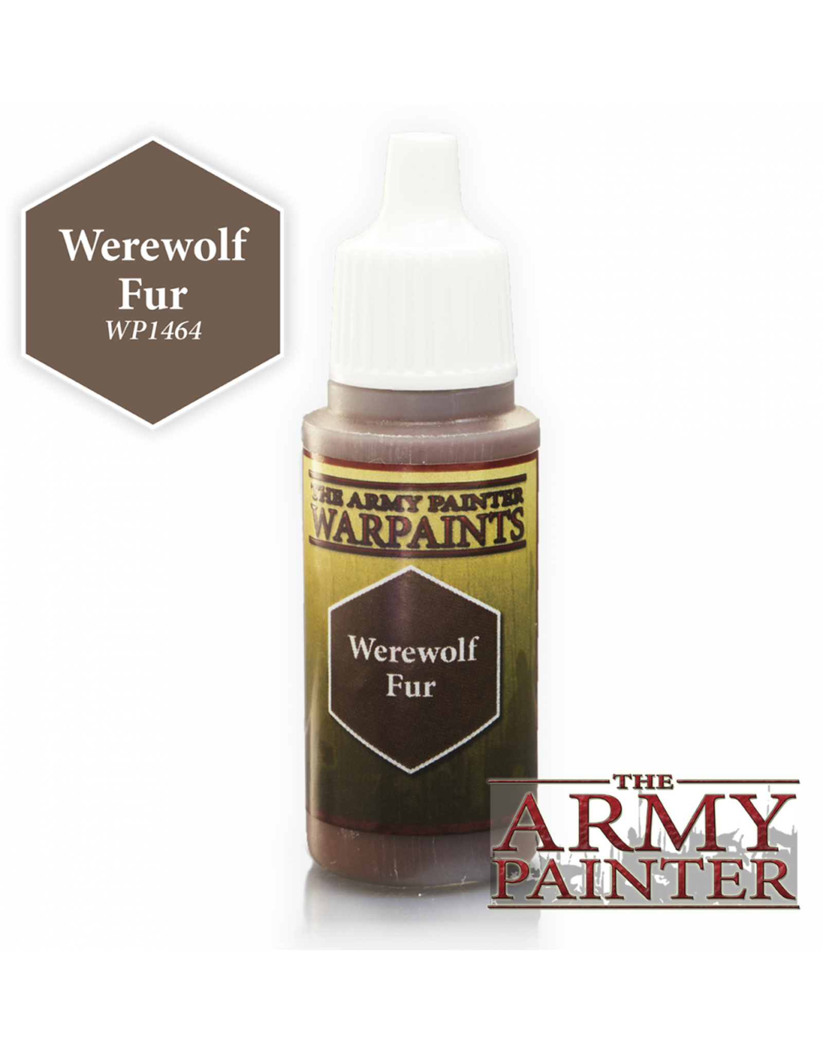 THE ARMY PAINTER ARMY PAINTER WARPAINTS WEREWOLF FUR