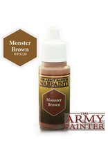 THE ARMY PAINTER ARMY PAINTER WARPAINTS MONSTER BROWN