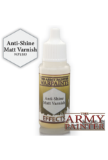 THE ARMY PAINTER ARMY PAINTER WARPAINTS EFFECTS ANTI SHINE MATT VARNISH