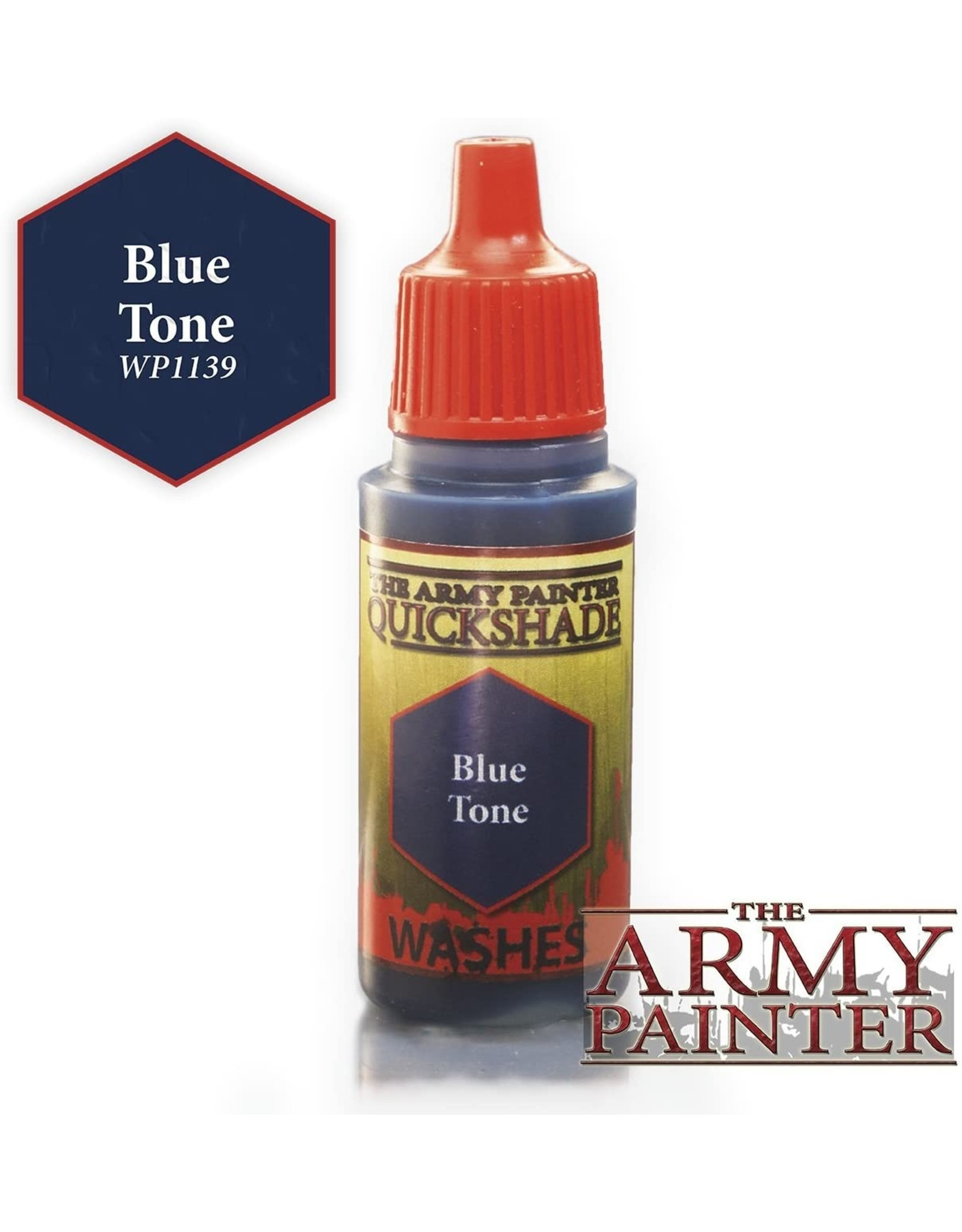 THE ARMY PAINTER ARMY PAINTER WARPAINTS QUICK SHADE WASHES BLUE TONE INK