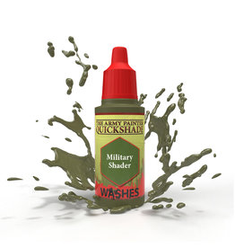 THE ARMY PAINTER ARMY PAINTER WARPAINTS QUICK SHADE WASHES MILITARY SHADER