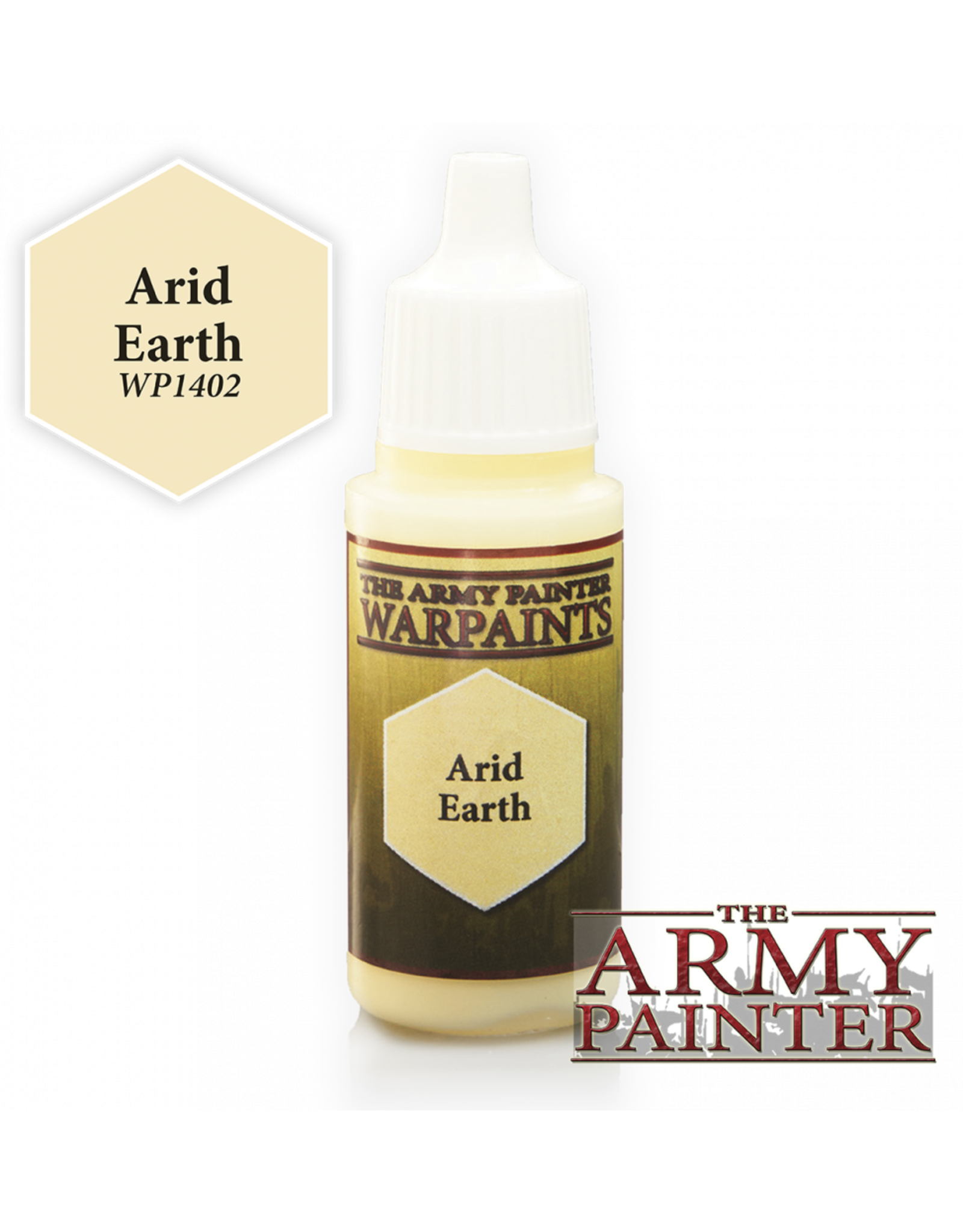 THE ARMY PAINTER ARMY PAINTER WARPAINTS ARID EARTH