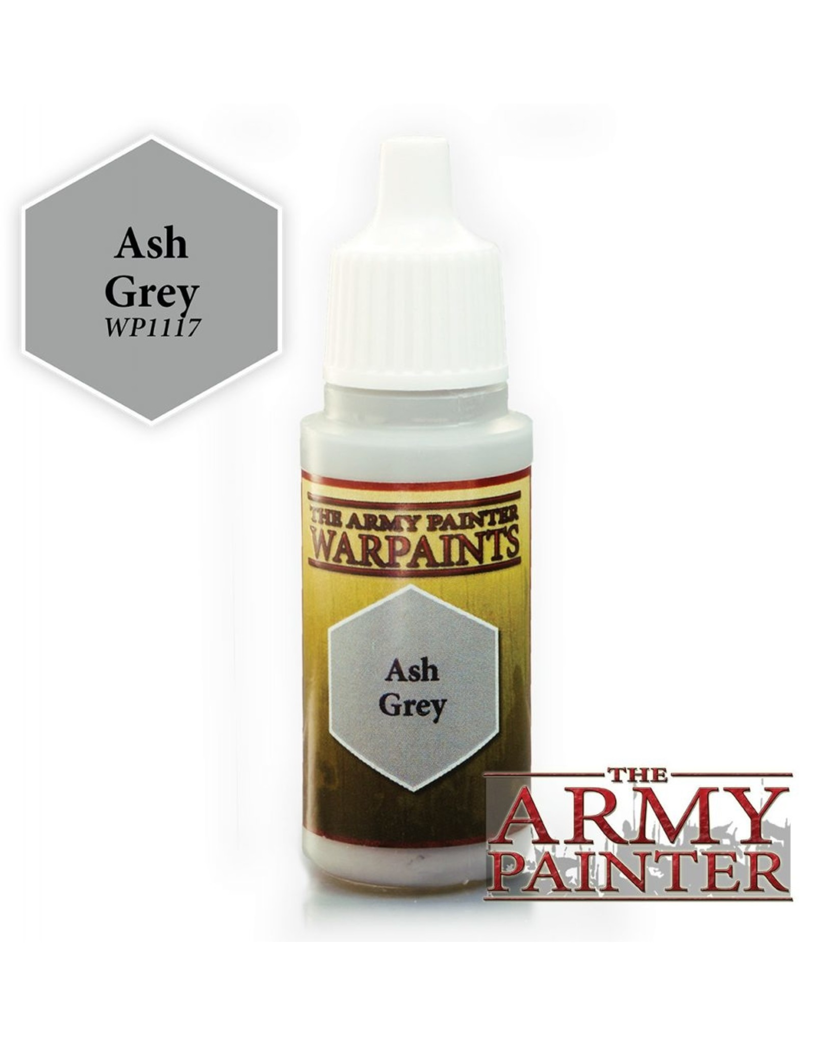 THE ARMY PAINTER ARMY PAINTER WARPAINTS ASH GREY