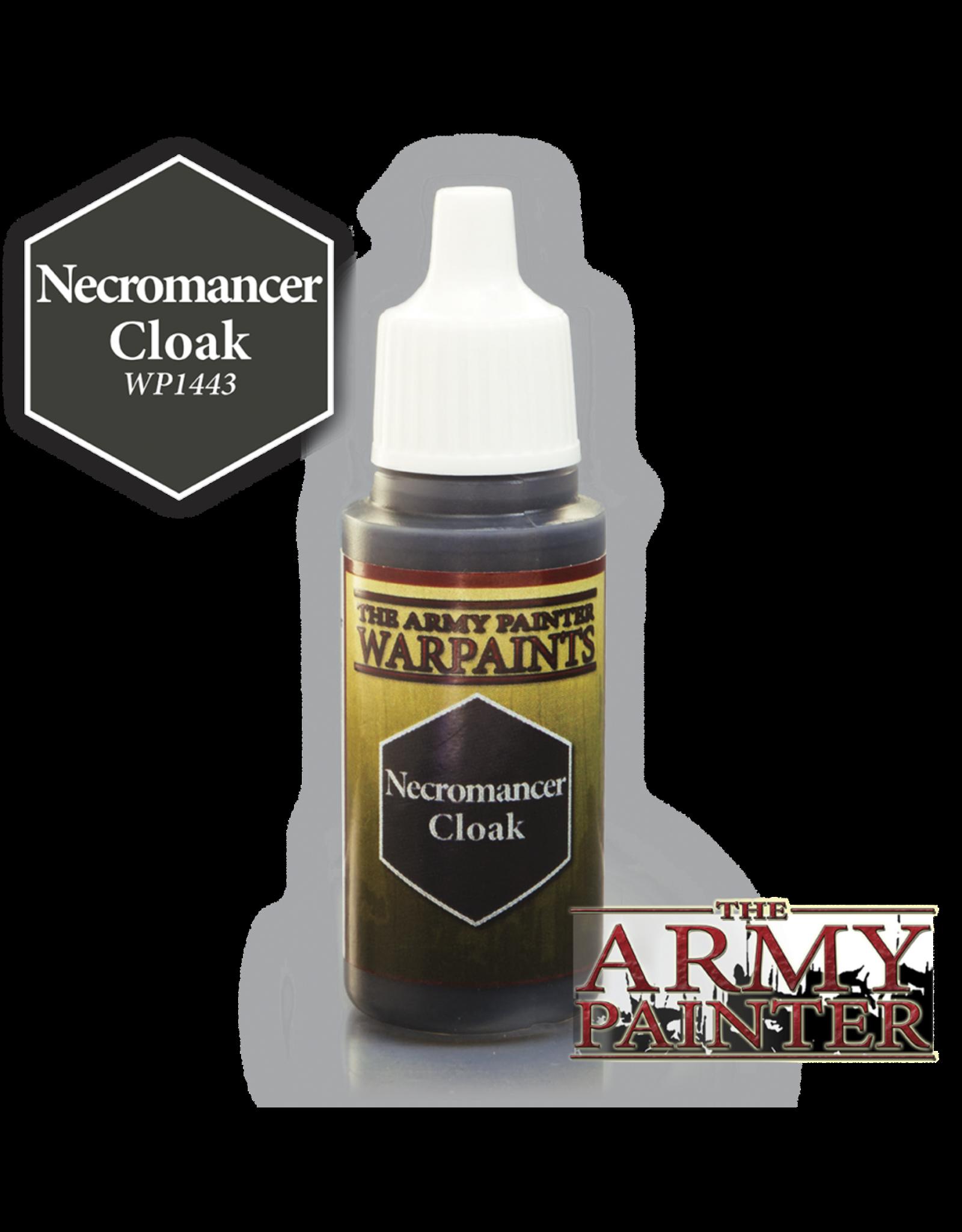 THE ARMY PAINTER ARMY PAINTER WARPAINTS NECROMANCER CLOAK