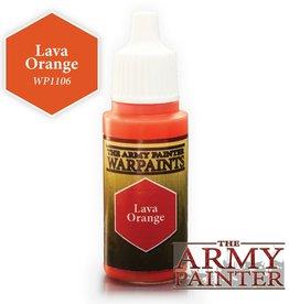 THE ARMY PAINTER ARMY PAINTER WARPAINTS LAVA ORANGE