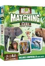 ANIMAL PLANET MATCHING CARD GAME